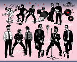 Rock N' Roll - Teddy Boys