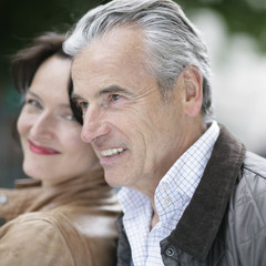 Glücklich im Alter