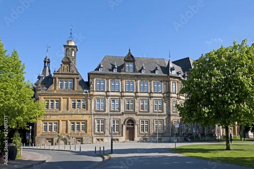 Das Ratsgymnasium in Bielefeld