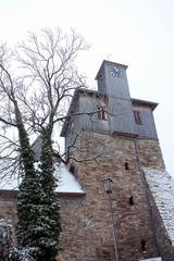 Kloster Ilsenburg im Harz, Klosterkirche