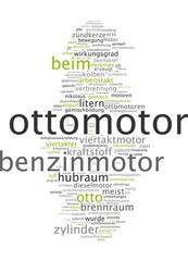 Benzinmotor - Ottomotor