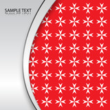 Abstract Background Maltese Cross Vector