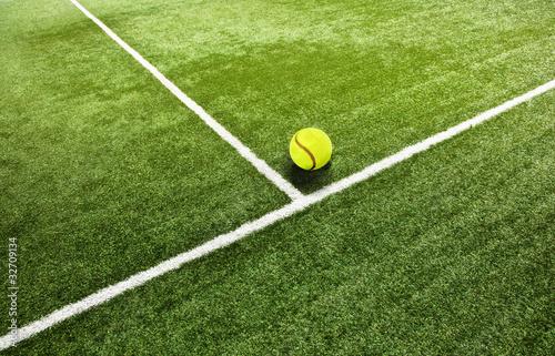 Campo da Tennis con Palla