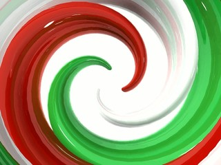 Spirale italiana - Italian screw
