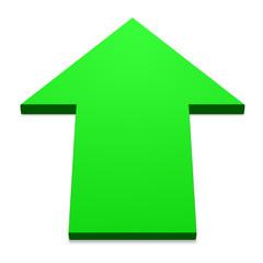 light green arrow