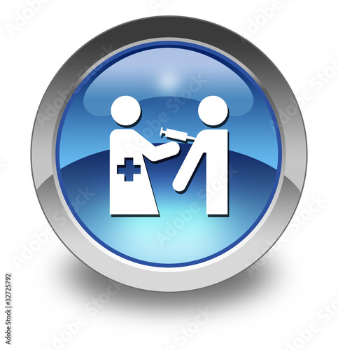"Glossy Pictogram ""Immunizations"""