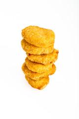 nuggets empilés
