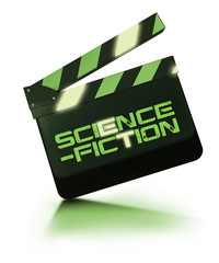 CLAP-SCIENCE-FICTION