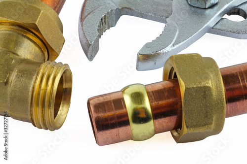 isolated compression joint & wrench
