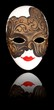 Ornate Venice mask