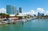 Fototapety Miami Bayside Marketplace