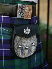 freedom kilt and half dress sporran