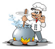 Cook with Cauldron