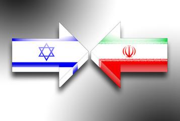 Israel gegen Iran