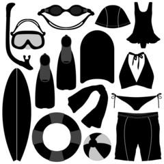 Swimming Diving Snorkeling Aquatic Equipment Tool