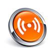 icône bouton internet radio