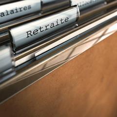 Dossier départ à la retraite - fin de carrière
