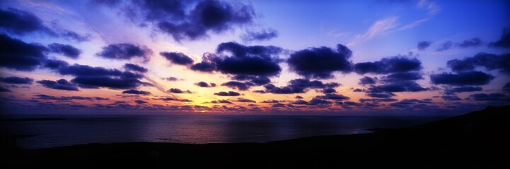 Bloody Foreland, Co Donegal, Ireland, Sunset