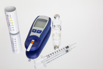 Glucose Meter, Blood sugar testing