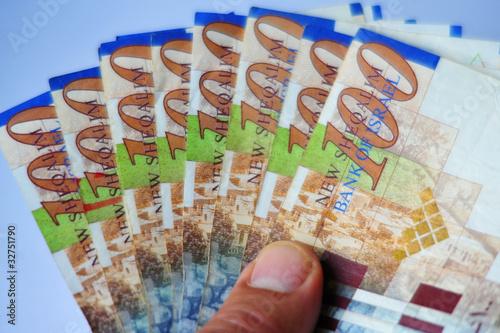 Israeli Money - Shekels