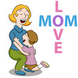 Mom Love Son