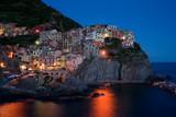 Cinque Terre fishing village
