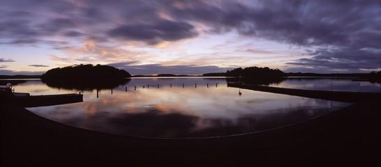 Co Roscommon, Lough Key,