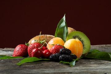 frutta mista estiva