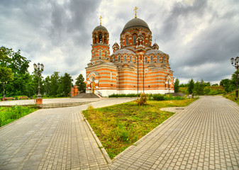 Orthodox temple