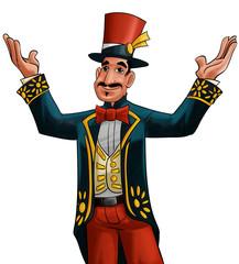 circus entertainer