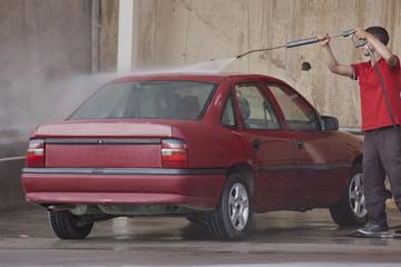 araba yıkama
