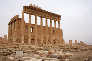 Palmyra. Temple Bela
