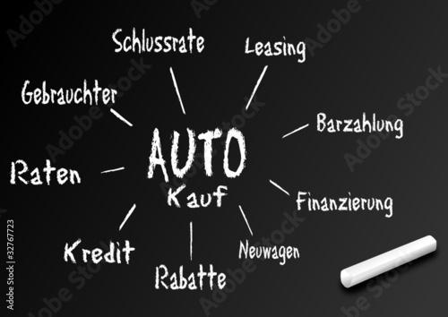 Tafel Auto kaufen