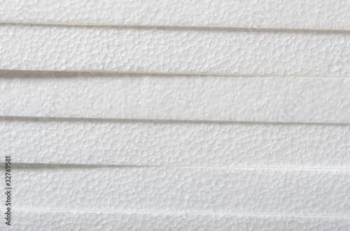 Leinwandbild Motiv Polystyrol