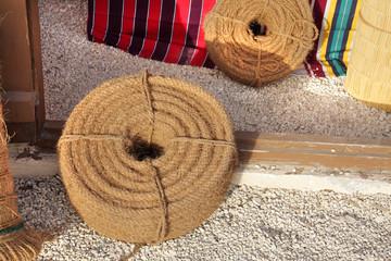 Bundled rope