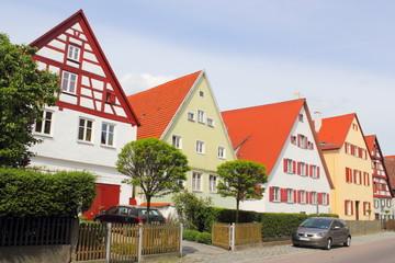 Nördlingen Wohnsiedlung