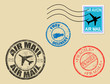 postage symbols