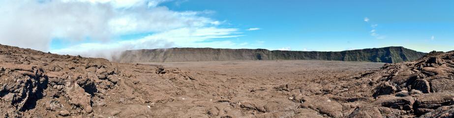 Piton de la fournaise - île de la Réunion