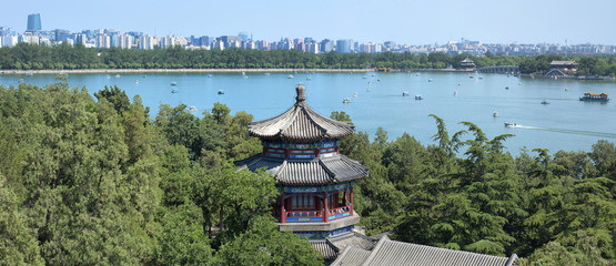 Beijing Summer Palace 颐和园