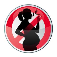 interdiction aux femmes enceintes de fumer