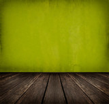 Fototapety green room