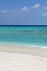 Maledivenblick