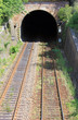 Eisenbahn-Tunnel