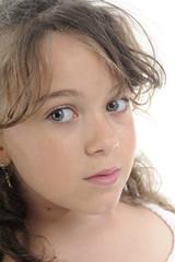 beautiful child portrait