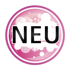 Neu Bubble Button