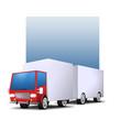car truck lkw versand frei für text  free for text