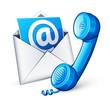 e-mail contact icon