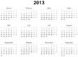 Kalender 2013 (deutsch)