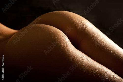 Nackte Frauen mit heißen Körpern