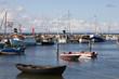 Glowe, Rügen, Hafen